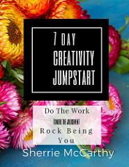 7 day creativity jumpstart Cover
