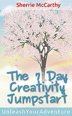 7 day creativity jumpstart workbook