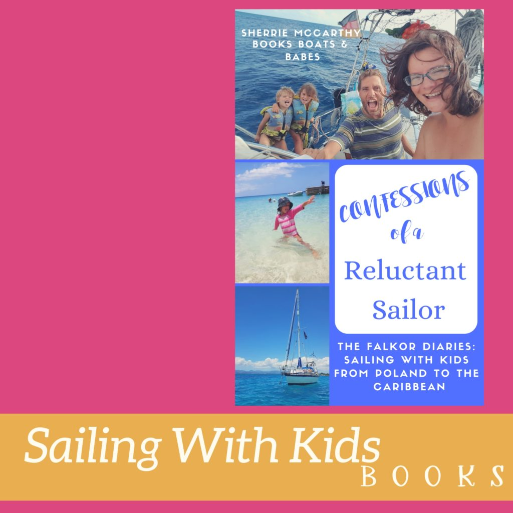 books about sailing around the world with kids